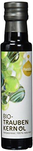 Fandler Bio-Traubenkernöl, 1er Pack (1 x 100 ml)