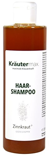 Zinnkraut Schachtelhalm Shampoo Anti Schuppen Haarshampoo 1 x 250 ml