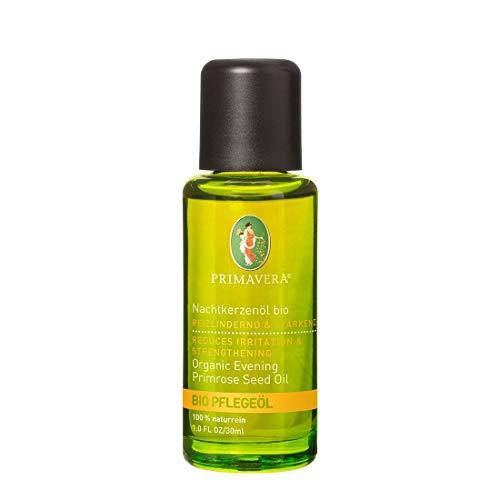 PRIMAVERA Pflegeöl Nachtkerzenöl bio 30 ml - Naturkosmetik,...