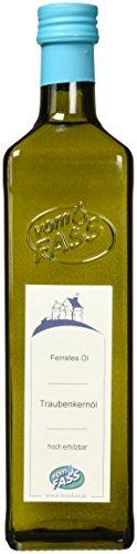 Vom Fass Traubenkernöl, 1er Pack (1 x 500 ml)