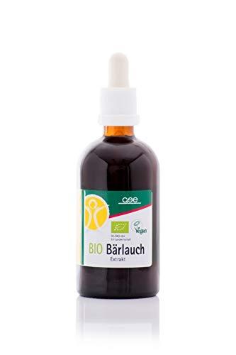GSE Bärlauch-Extrakt (Bio), 1er Pack (1 x 100 ml)