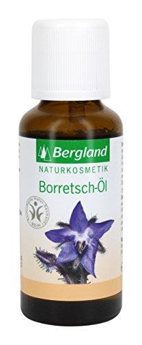 Bergland Borretsch-Öl, 1er Pack (1 x 30 ml)