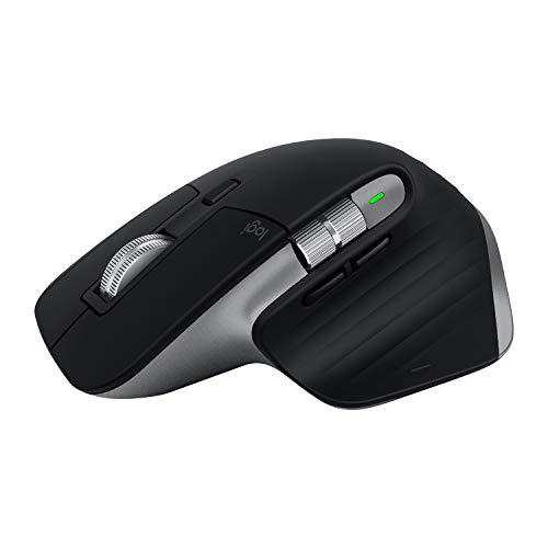 Logitech MX Master 3 - Die fortschrittliche, kabellose Maus für Mac....