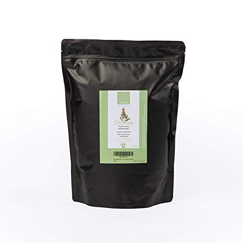 Teesein® Zistrosentee I 500 g I Cistus Tee 100% naturbelassen...