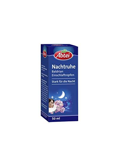 Abtei Nachtruhe Einschlaftropfen, 50 ml