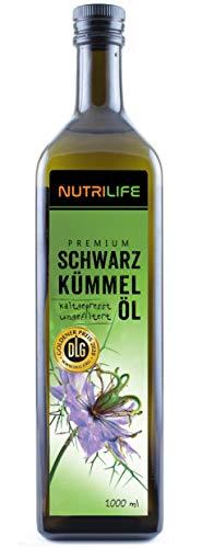 Schwarzkümmelöl • kaltgepresst • 100% naturrein und...
