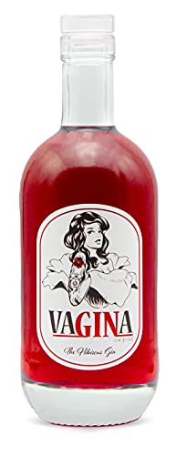 vaGINa - The Hibiscus Gin   45% 0,7l   Aus echten Hibiskusblüten  ...