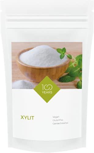 100years - Xylit 1000g - kalorienreduzierter Zuckerersatz aus...