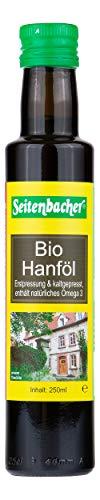 Seitenbacher Bio Hanf Öl rein nativ, kaltgepresst/1 Pressung, 1er...