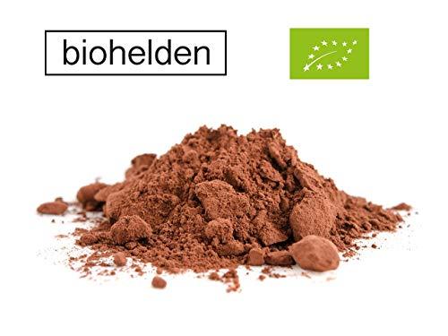 Biohelden Kakao Pulver 1kg stark entölt Reines Kakaopulver 1000g -...