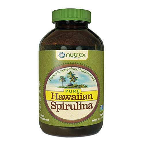 Nutrex Hawaii, Pure Hawaiian Spirulina Pacifica, Pulver, 454 g