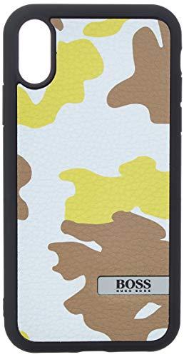 BOSS Herren pcover_camu Phone Case, Light Beige276, XR