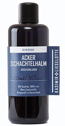 Acker-Schachtelhalm Tinktur 100 ml aus den frisch-grünen Trieben - in...