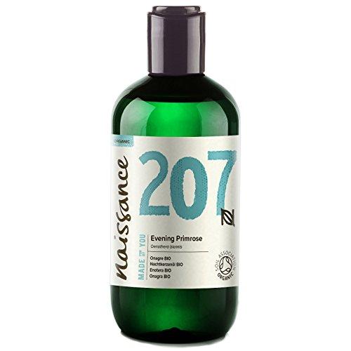Naissance Nachtkerzenöl 250ml BIO zertifiziert 100% rein
