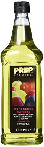 PREP PREMIUM Traubenkernöl 1 x 1000 ml PET mildes,...