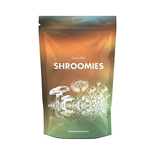 Suppleminds Shroomies | Hochwertige Mischung aus 6 Pilz-Extrakten mit...