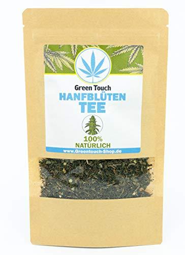 Green Touch-Natürlicher Tee aus der Blüte als Schlaftee,...