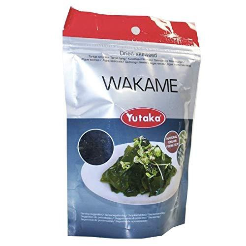 Yutaka Wakame Getrocknet Algen (40g)