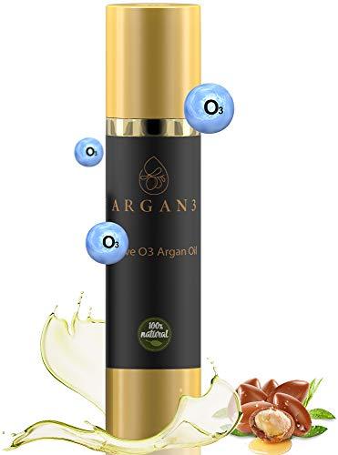 Argan3 100% reines EU Bio Arganöl mit innovativer Anti-Aging...