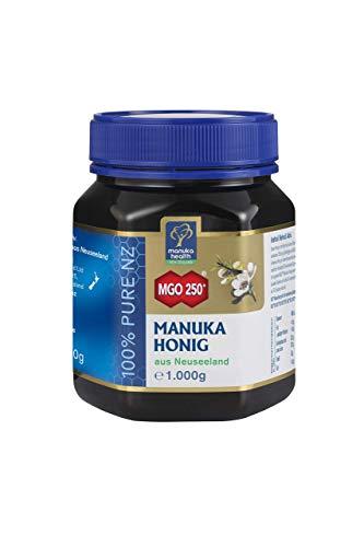 Manuka Health - Manuka Honig MGO 250 + 1Kg - 100% Pur aus Neuseeland...