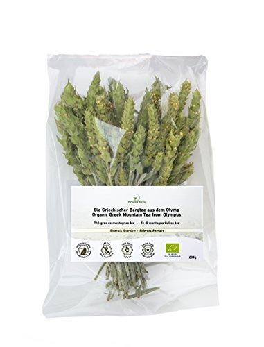 Minotaur Herbs | Bio Griechischer Bergtee aus dem Olymp 200g | Premium...