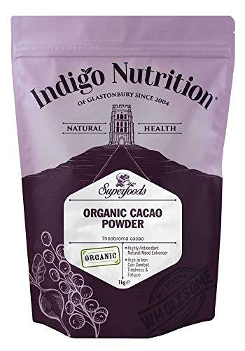 Indigo Herbs Bio Kakaopulver 1kg
