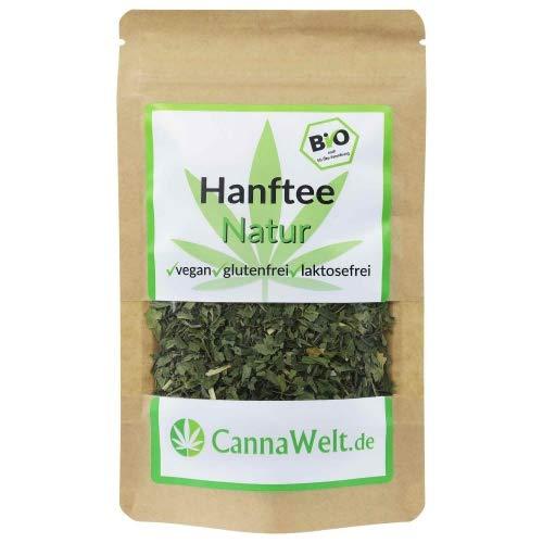 CannaWelt Bio Naturtee / Kräutertee - 100g - Ein wohlschmeckender Tee...