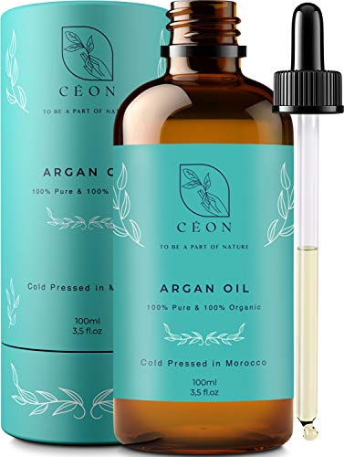 CÉON® - PREMIUM Arganöl BIO & VEGAN - 100% rein und kaltgepresst -...