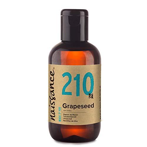 Naissance Traubenkernöl (Nr. 210) 100ml 100% natürlich