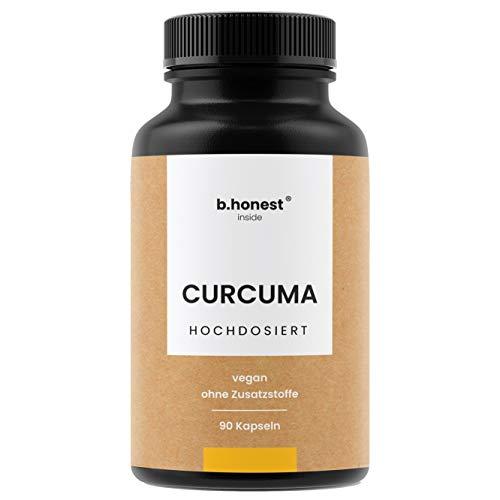 Natürliche Curcuma Extrakt Kapseln - EINFÜHRUNGSPREIS -...