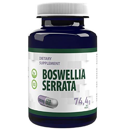 Weihrauch (Boswellia Serrata) 10:1 Extract (5000mg Equivalent) 120...