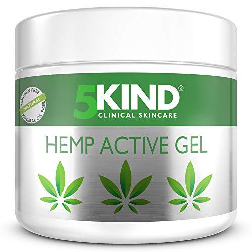 Beruhigendes Hanf-Aktivgel für Muskeln & Gelenke – Sehr wirksame,...