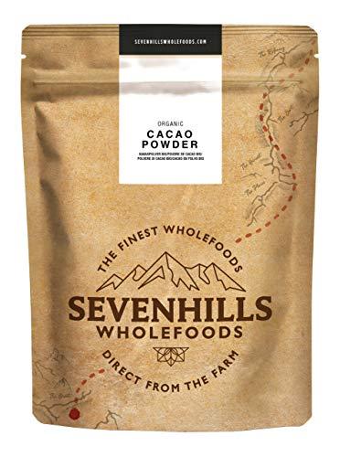 Sevenhills Wholefoods Kakaopulver Bio 1kg