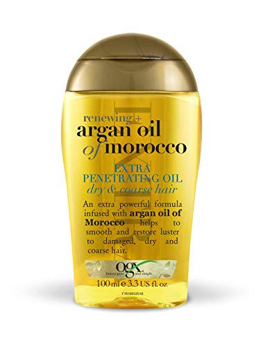 OGX renewing + argan oil of morocco Extra Penetrating Oil dry &...