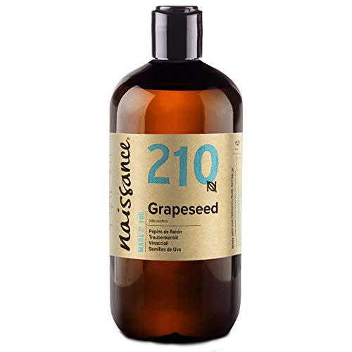 Naissance Traubenkernöl (Nr. 210) 500ml 100% natürlich