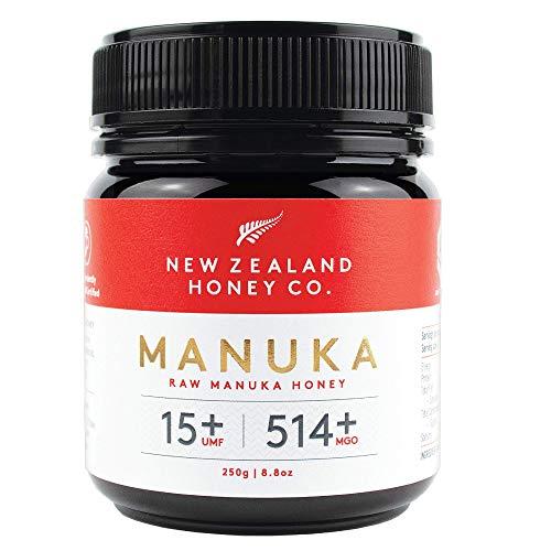 New Zealand Honey Co. Manuka Honig MGO 514+ / UMF 15+ | Aktiv und Roh...