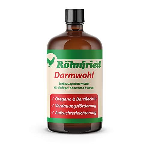 Röhnfried Darmwohl Nahrungsergänzung (250 ml) für Nager, Geflügel...