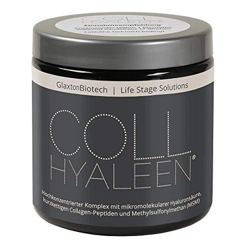 Collhyaleen® Gelenk Nahrungsergänzung mit Hyaluronsäure Vegan MSM...