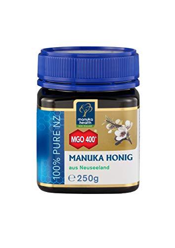 Manuka Health - Manuka Honig MGO 400+ 250 g - 100% Pur aus Neuseeland...