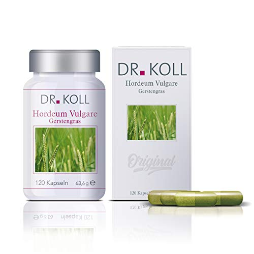 Dr. Koll Gerstengras Hordeum Vulgare | Pflanzenextrakt, 100 % vegan |...
