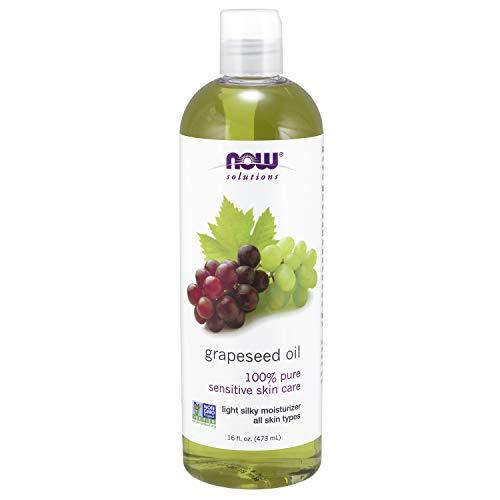 Now Foods Solutions I Grape Seed Oil (Traubenkernöl) I Zur Hautpflege...