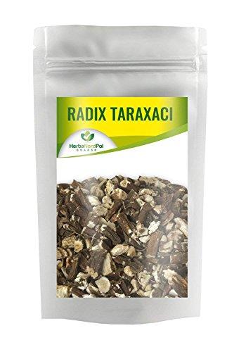 Löwenzahnwurzel tee geschnitten Ohne Sand Dandelion Root Radix...
