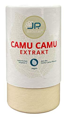 Natürliches Vitamin C hochdosiert - 600 mg Camu Camu Extrakt pro...