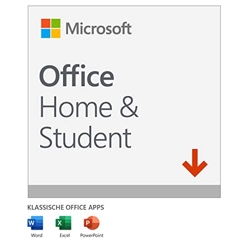 Microsoft Office 2019 Home & Student multilingual | 1 PC (Windows 10)...