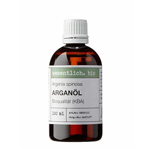 Arganöl BIO kaltgepresst 100ml (Argania Spinosa) - 100% naturrein von...