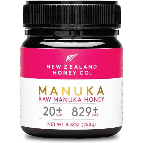 New Zealand Honey Co. Manuka Honig MGO 829+ / UMF 20+ | Aktiv und Roh...