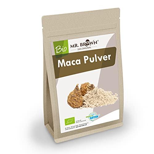 1kg BIO Maca Pulver aus Peru, aus kontrolliert biologischem Anbau,...