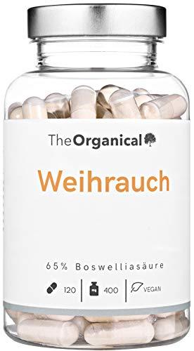 Einführungspreis: Original TheOrganical® Weihrauch Kapseln | 100%...