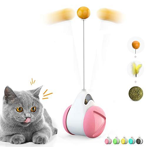 Remifa Katzenspielzeug,Interaktives Spielzeug für...
