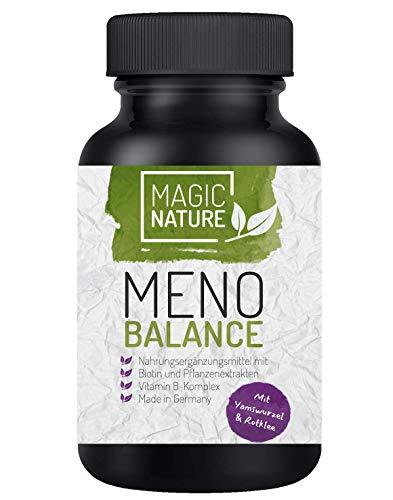 MAGIC NATURE - Meno Balance | Für die Wechseljahre | 120 KAPSELN |...